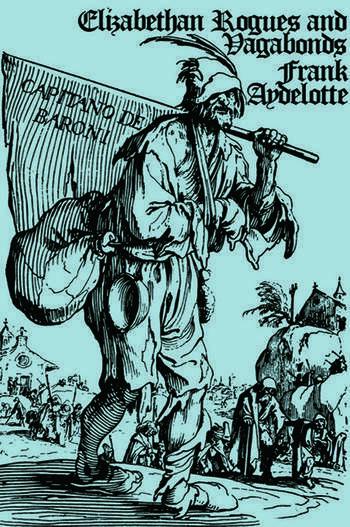 Elizabethan Rogues and Vagabonds book cover