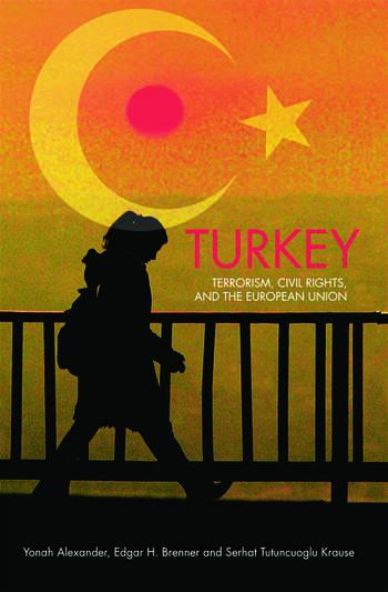 Turkey Terrorism, Civil Rights, and the European Union book cover