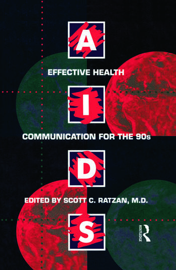 Aids: Effective Health Communication For The 90s Effective Health Communicaton for the 90's book cover