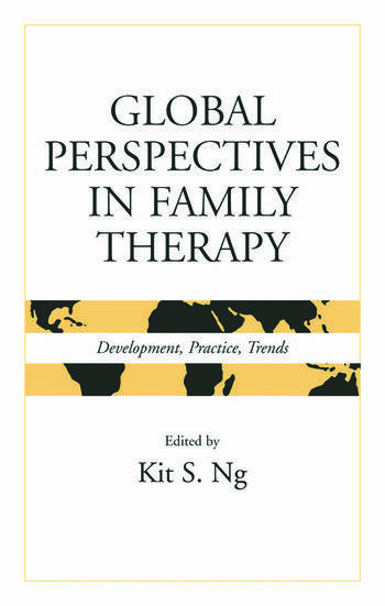 Global Perspectives in Family Therapy Development, Practice, Trends book cover