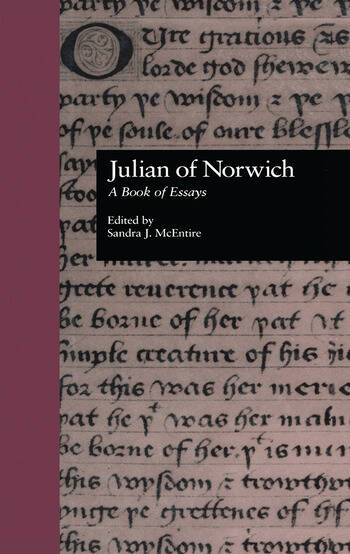 Julian of Norwich A Book of Essays book cover