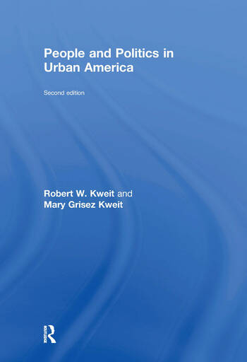 People and Politics in Urban America, Second Edition book cover