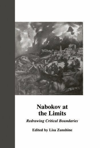 Nabokov at the Limits Redrawing Critical Boundaries book cover