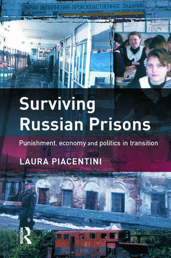 Surviving Russian Prisons book cover