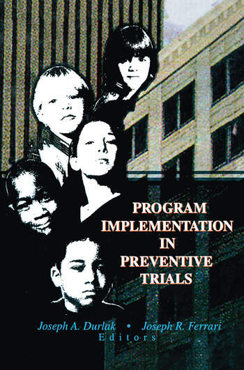Program Implementation in Preventive Trials book cover