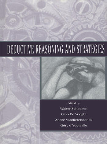 Deductive Reasoning and Strategies book cover