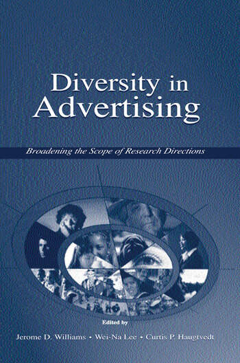 Diversity in Advertising Broadening the Scope of Research Directions book cover
