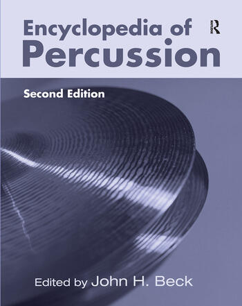Encyclopedia of Percussion book cover