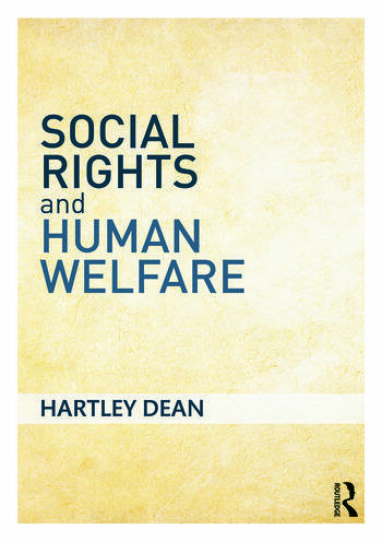 Social Rights and Human Welfare book cover