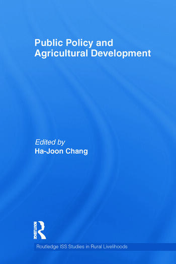 Public Policy and Agricultural Development book cover