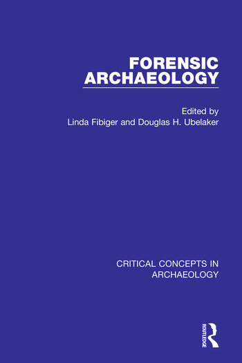 Forensic Archaeology, 4-vol. set book cover