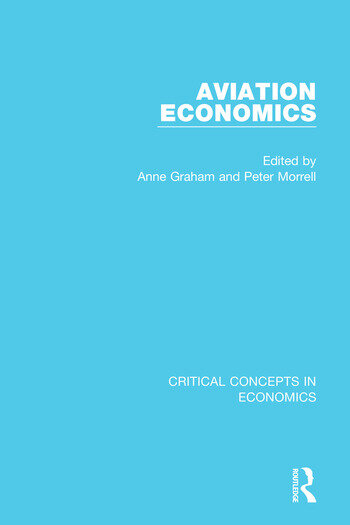 Aviation Economics, 4-vol. set book cover