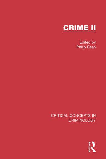 Crime II book cover