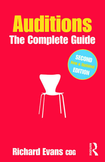 Auditions The Complete Guide book cover