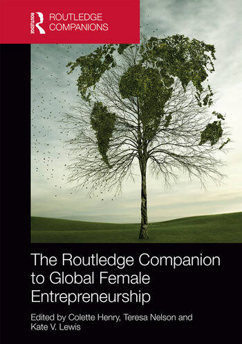 The Routledge Companion to Global Female Entrepreneurship book cover