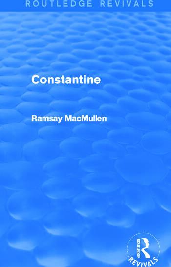 Constantine (Routledge Revivals) book cover