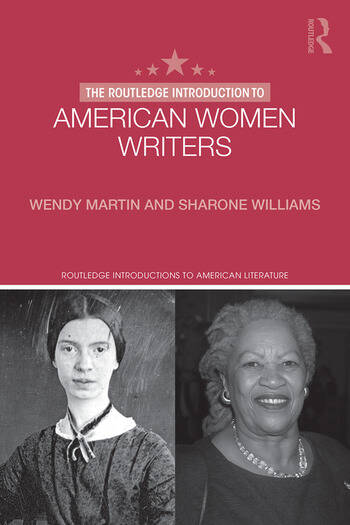 The Routledge Introduction to American Women Writers book cover