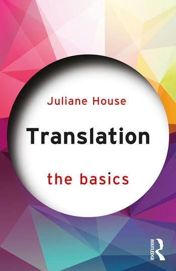 Translation: The Basics book cover
