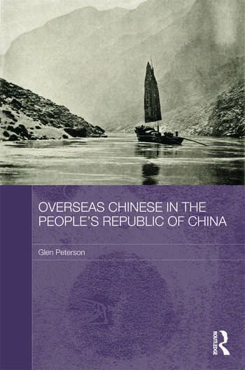 Overseas Chinese in the People's Republic of China book cover