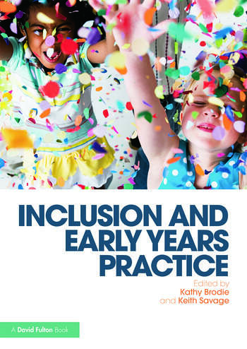 Inclusion and Early Years Practice book cover