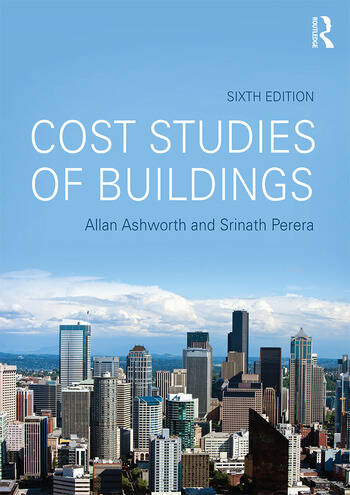 Cost Studies of Buildings book cover