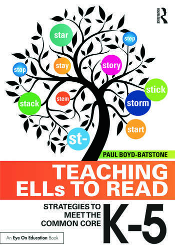 Teaching ELLs to Read Strategies to Meet the Common Core, K-5 book cover