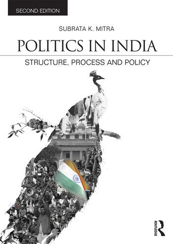 Politics in India Structure, Process and Policy book cover