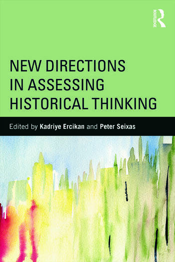 New Directions in Assessing Historical Thinking book cover