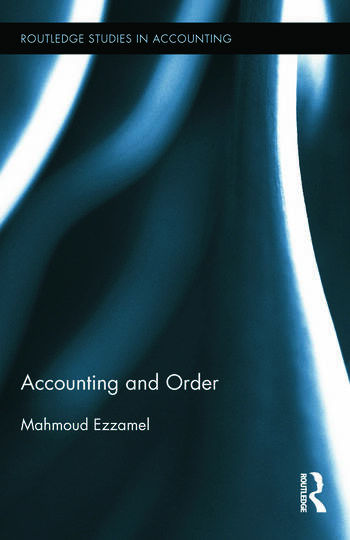 Accounting and Order book cover