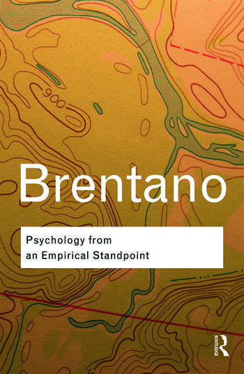 Psychology from An Empirical Standpoint book cover