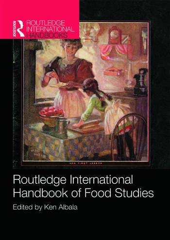 Routledge International Handbook of Food Studies book cover