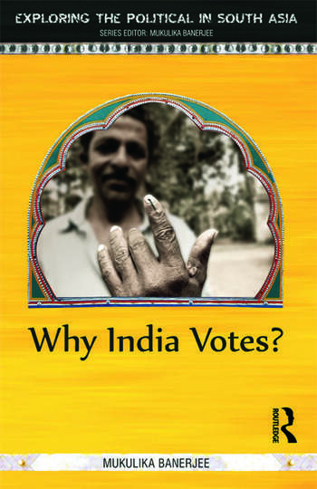 Why India Votes? book cover