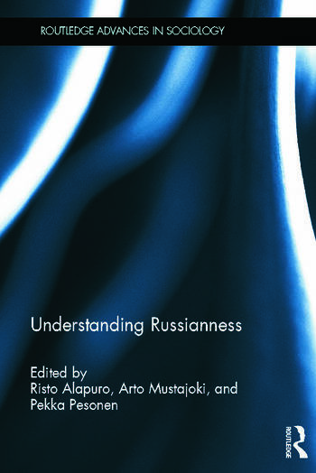 Understanding Russianness book cover