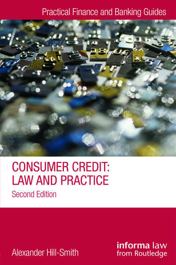 Consumer Credit Law and Practice book cover