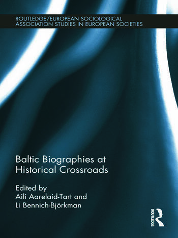 Baltic Biographies at Historical Crossroads book cover