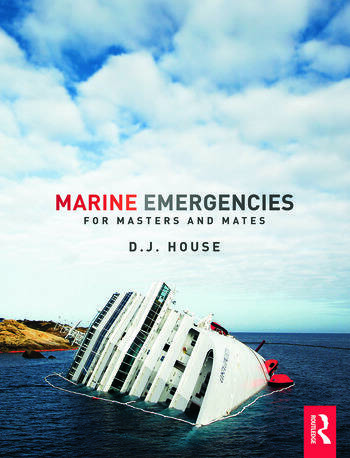 Marine Emergencies For Masters and Mates book cover