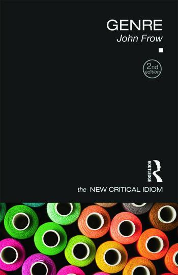 Genre book cover