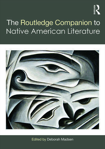 The Routledge Companion to Native American Literature book cover