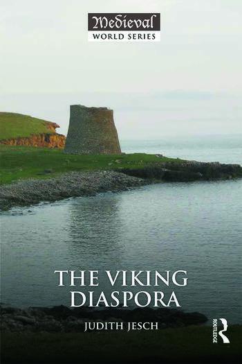 The Viking Diaspora book cover