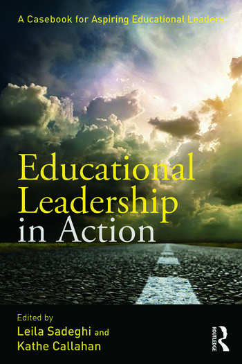 Educational Leadership in Action A Casebook for Aspiring Educational Leaders book cover