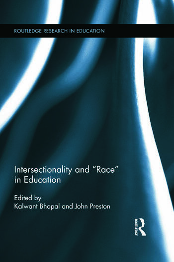 Intersectionality and Race in Education book cover