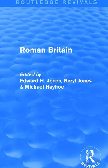 Roman Britain (Routledge Revivals) book cover