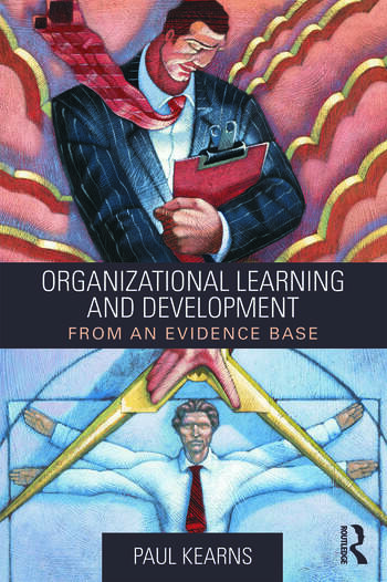 Organizational Learning and Development From an Evidence Base book cover