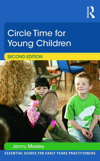 Circle Time for Young Children book cover