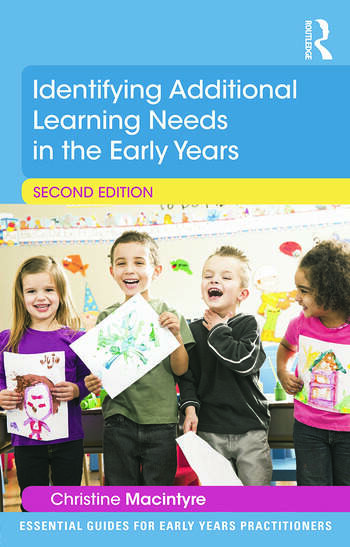Identifying Additional Learning Needs in the Early Years book cover