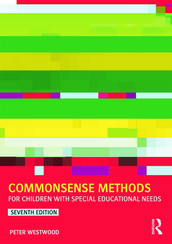 Commonsense Methods for Children with Special Educational Needs book cover