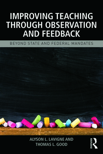 Improving Teaching through Observation and Feedback Beyond State and Federal Mandates book cover