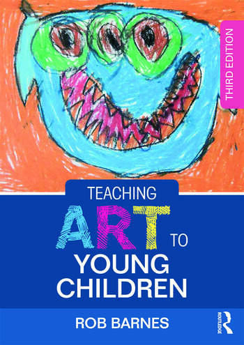Teaching Art to Young Children book cover