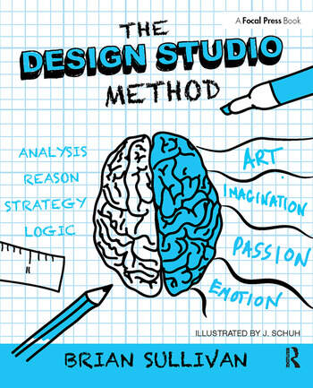 The Design Studio Method Creative Problem Solving with UX Sketching book cover