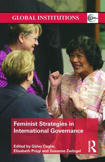 Feminist Strategies in International Governance book cover